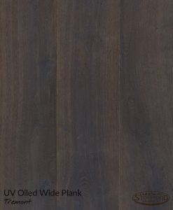 UV Oiled Structured Wide Plank Tremont