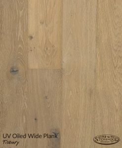 Engineered Structured Wide Plank French Oak Tisbury