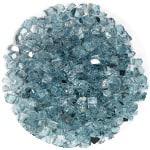 Azuria fire glass half inch