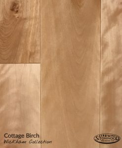 Prefinished Wickham Cottage Birch Hardwood Flooring