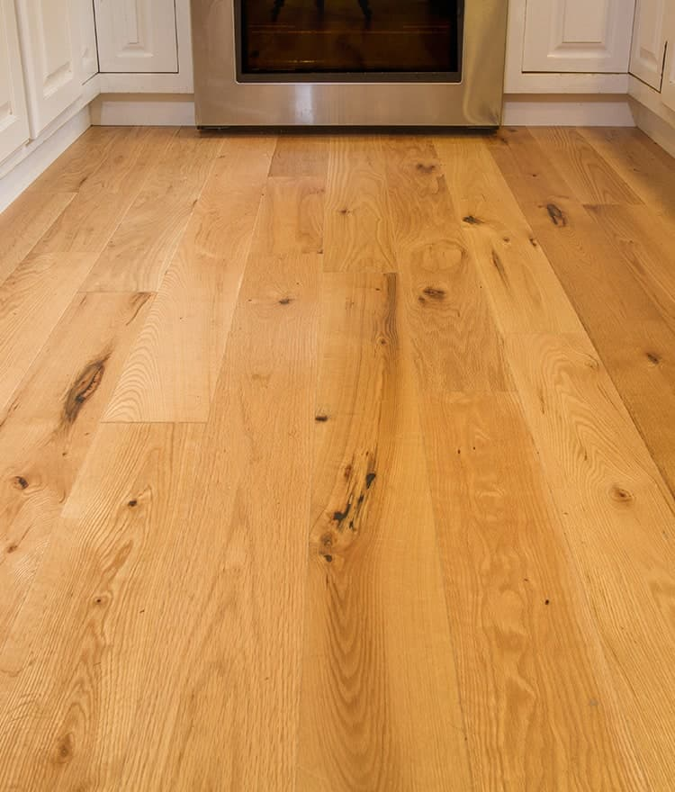 Wood Flooring Product : Prefinished red oak hardwood rubio finish