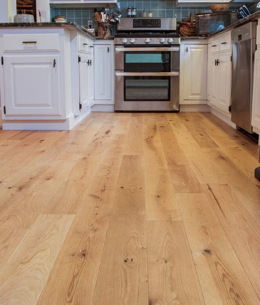 oiled red oak