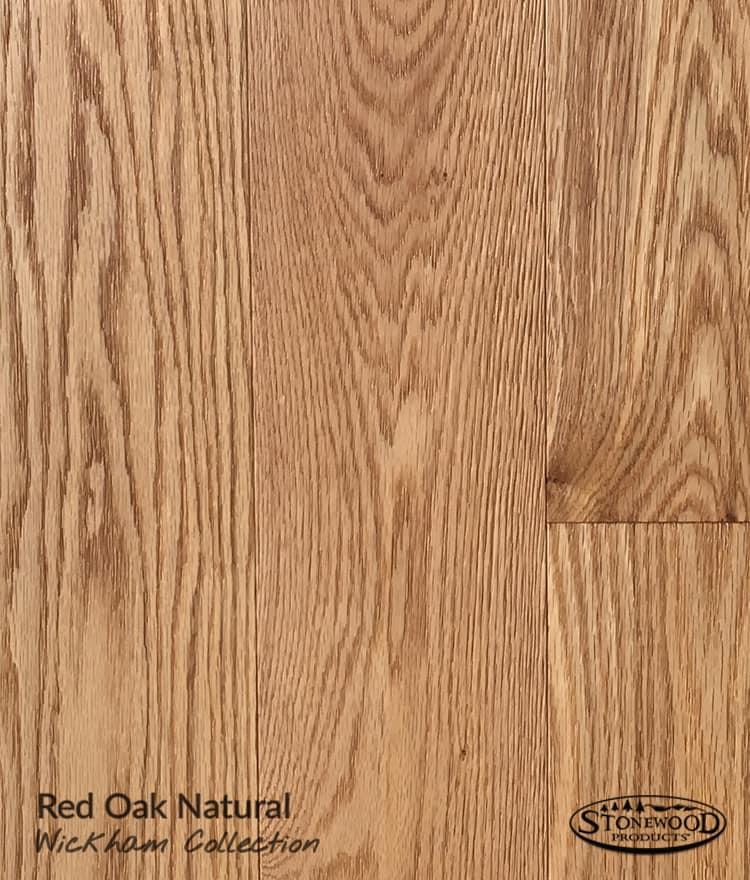 Wirebrushed Red Oak Wickham Hardwood Floors Stonewood Products
