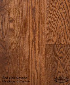 Prefinished Oak Hardwood Flooring Wickham Collection Nevada