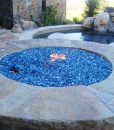 reflective-fire-pit-glass-cobalt-blue