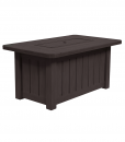 Ebel-50×30-Fire-Pit-Rectangular-Espresso-Closed