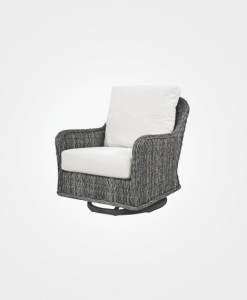 Ebel Outdoor Furniture   Belfort Club Swivel Rocker