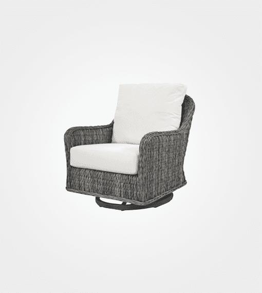 Ebel Outdoor Furniture - Belfort Club Swivel Rocker