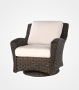 Ebel Outdoor Furniture Dreux Club Swivel Glider