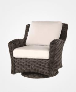 Ebel Outdoor Furniture Dreux Club Swivel Glider