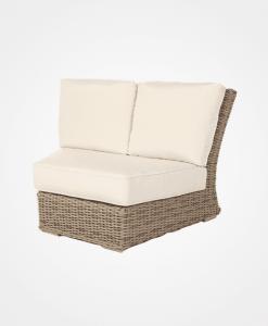Ebel Outdoor Furniture - Laurent 45° Wedge Section