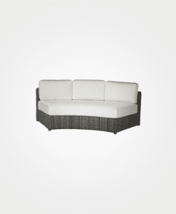 Ebel Outdoor Furniture - Orsay Curved Sofa