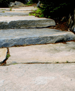 Caledonia Granite Steps - Cape Cod MA Nantucket Boston