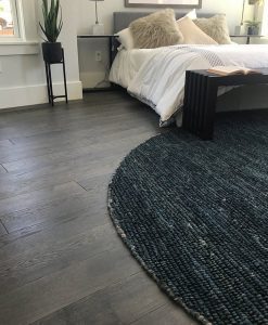 Wide plank structured floors
