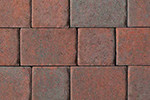 Camelot Pavers - Rustic Red
