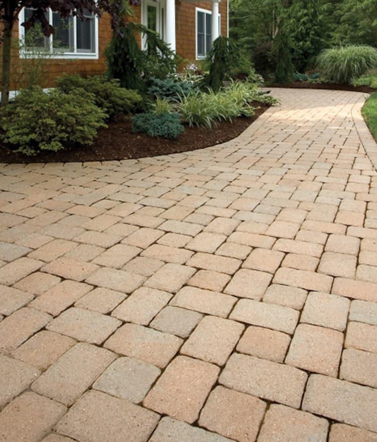 camelot stone pavers
