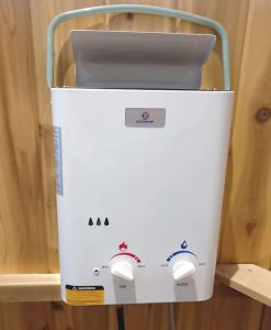 portable hot water heater Cape Cod