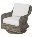 Bellevue Club Swivel Rocker