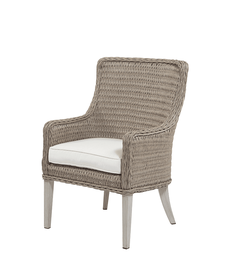Geneva Dining Arm Chair Ebel Outdoor Furniture