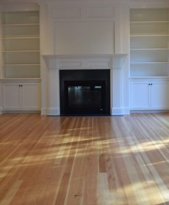 Mixed Grain Fir Floors - Shown with finish