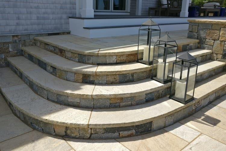stone treads