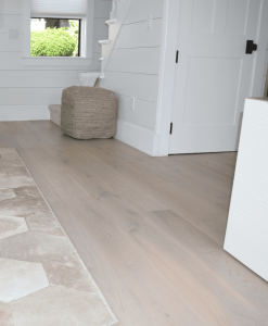 Sawyer Mason Light Wood Floors - Mist