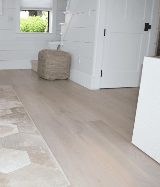 Sawyer Mason Light Wood Floors - Mist