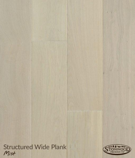 Light Wood Floors, Structured Wide Plank Mist