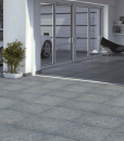 Outdoor Porcelain Pavers in Shipwreck Blue