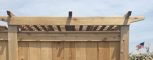 Privacy Roof