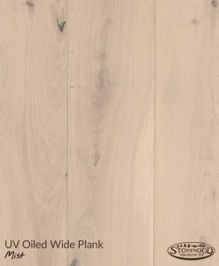 Light Wood Floors - Mist by Sawyer Mason