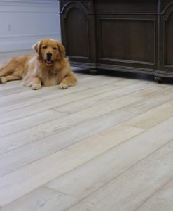 Structured Wide Plank Lighthouse French Oak Flooring