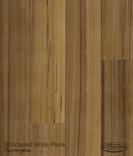 Huntington Quarter Sawn Oak Structured Wide Plank Flooring