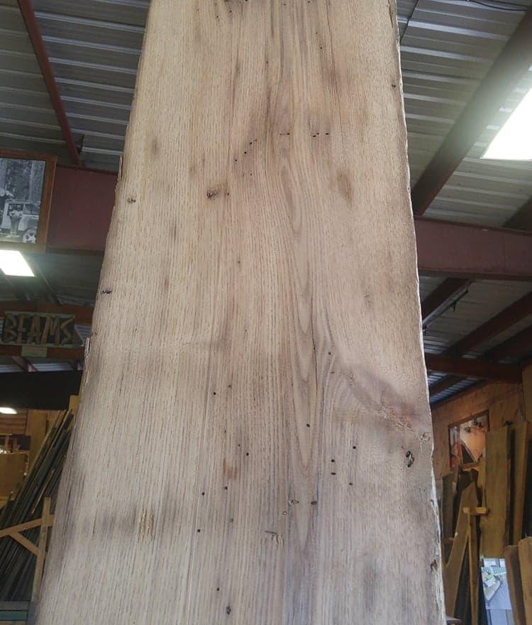 Reclaimed american chestnut york valley slabs for Reclaimed wood new york