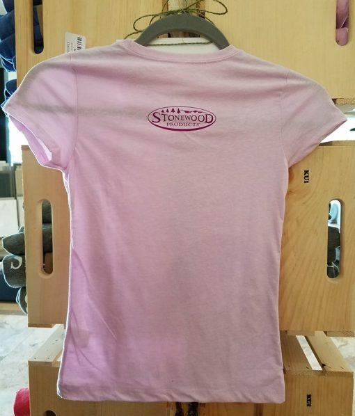 Stonewood Products TShirts Back