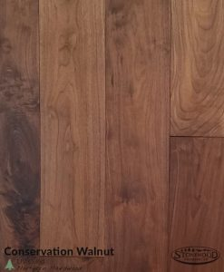 Prefinished Engineered Walnut Flooring - Conway