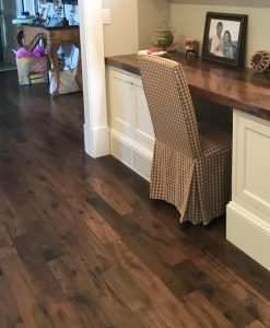 Prefinished Engineered Walnut