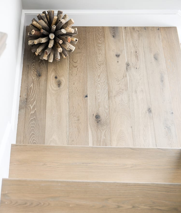 Structured Prefinished Tisbury   Matching Stair Treads Available. Home / Wood  Flooring ...