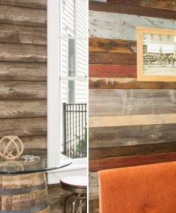 Wallboardin Shiplap Barnwood Reclaimed Wood