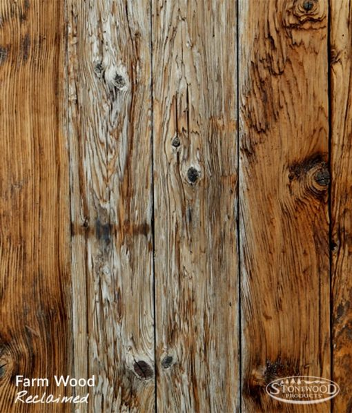 Farm Wood Reclaimed Wallboarding