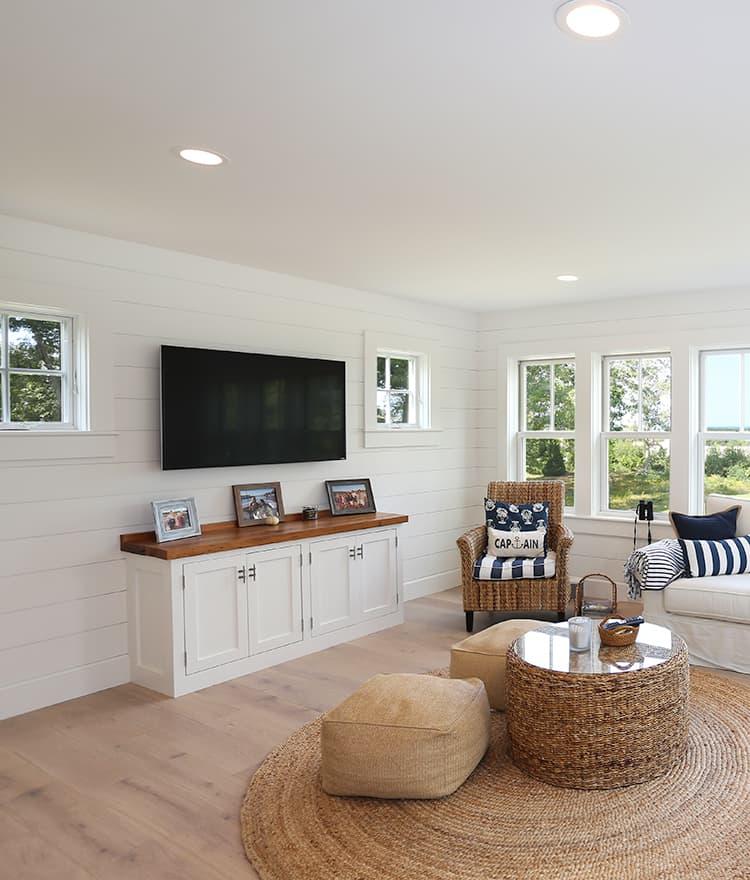 Sawyer Mason Oak Bluffs Living Room