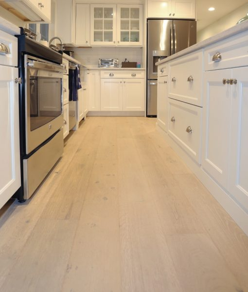 wide plank prefinished engineered