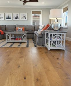 prefinished hardwood floor living room
