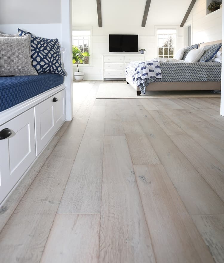 French Oak Flooring Structured