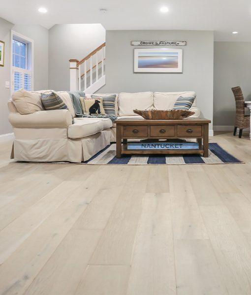 engineered prefinished flooring