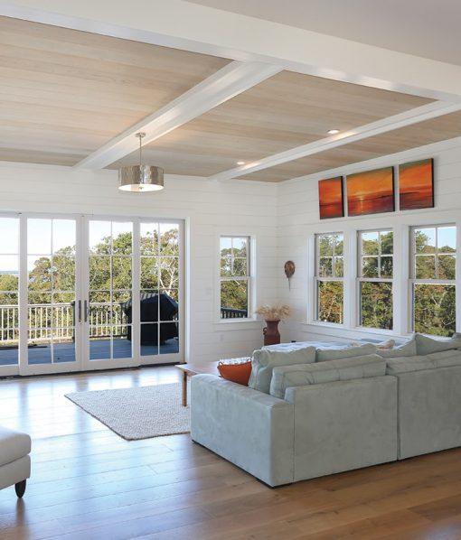 prefinished-wide-wood-plank-flooring-sconset living room