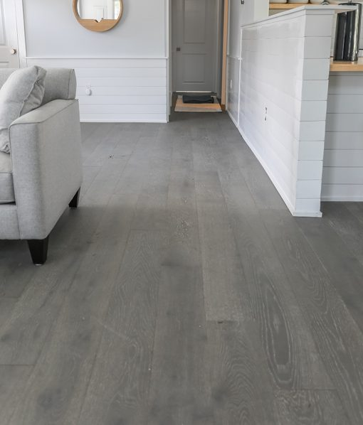Sawyer Mason Monomoy Grey Wide Plank Oak Flooring