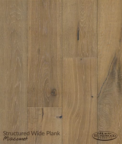 Wide Plank Floors - Structured Miacomet by Sawyer Mason