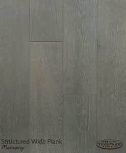 Wide Plank Oak Flooring - Structured Monomoy by Sawyer Mason