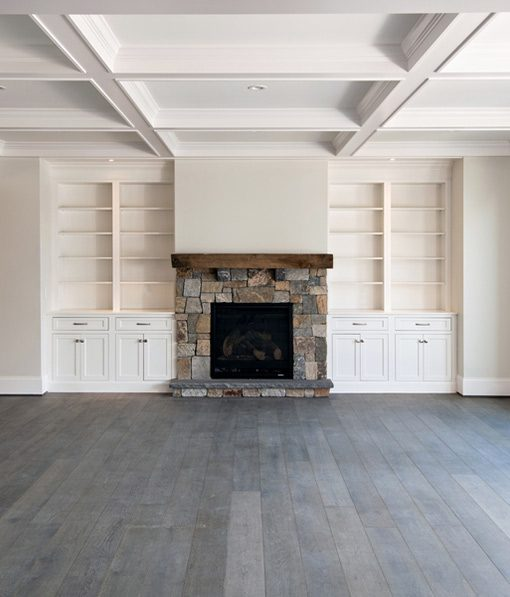 Wide Plank Oak Flooring Monomoy